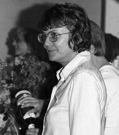 Gisela Necker 1975