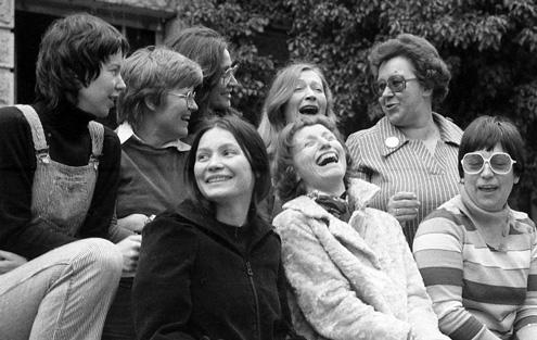 founding team of the Berlin women's shelter